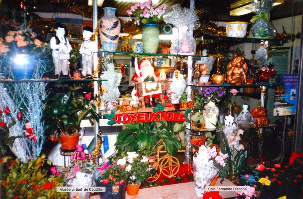Vitrine de Noël 1999