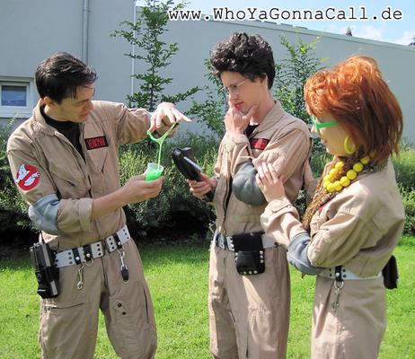 Who Ya Gonna Call - Dokomi 2011