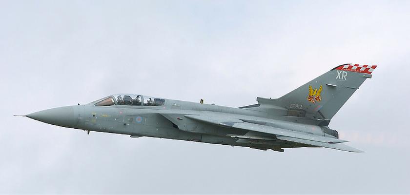 Tornado F.3 (ADV) Royal Air Force (Foto: Sean Hare)