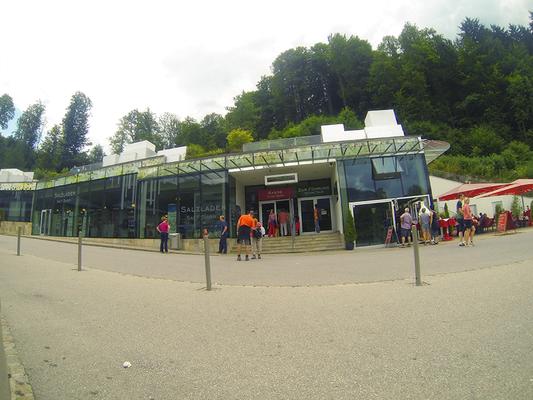 salzbergwerk berchtesgarden