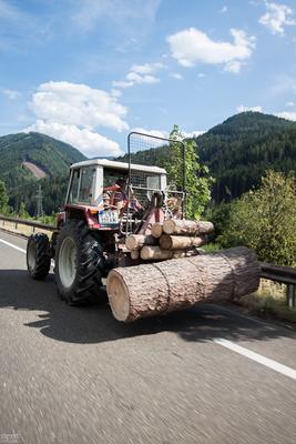 noch ein traktor
