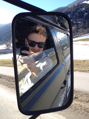 way to zell am see