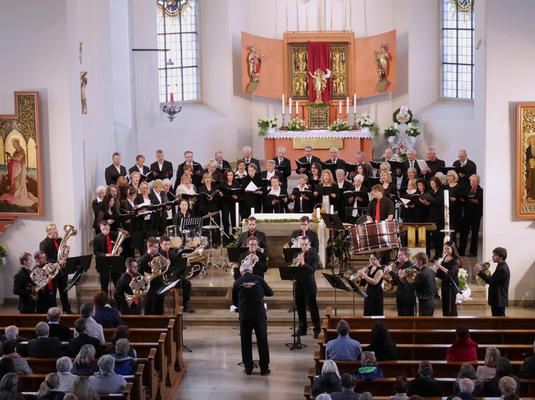 Konzert in der katholischen Kirche Meersburg