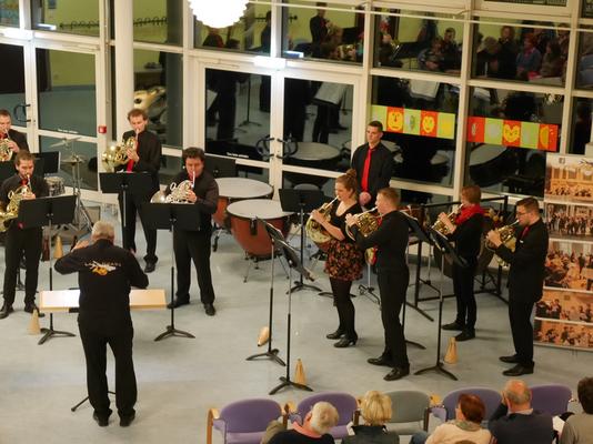 Konzert in der Lichtenbergschule Uhldingen-Mühlhofen