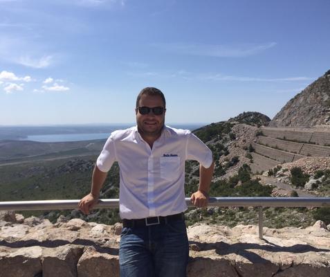 Auf Reisen in Kroatien