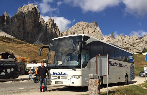 Die Dolomiten - König der Berge