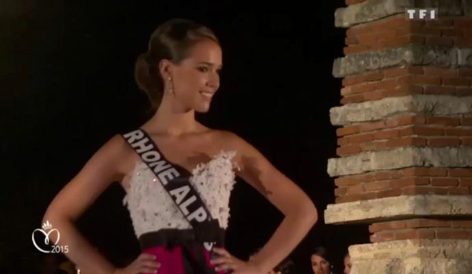 Aurore Thibaud - Miss Rhône-Alpes 2014 - Préparation à l'élection Miss France 2015