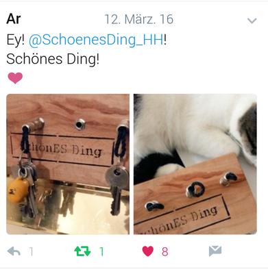 """""""schönES Ding"""" - Eine kleine Liebeserklärung."""