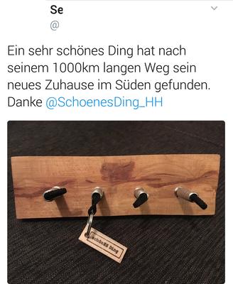 """""""schönES Ding"""" - Wir rocken auch in Österreich! YEAH!"""