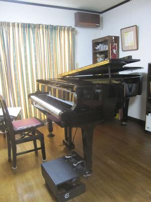 ひたちなか市のピアノ教室:さくらピアノ音楽教室レッスン写真