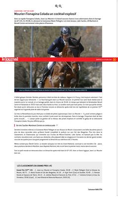 Article paru dans Le Journal de Saône et Loire le 6 Avril 2019