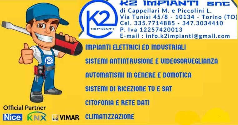K2 Impianti Torino
