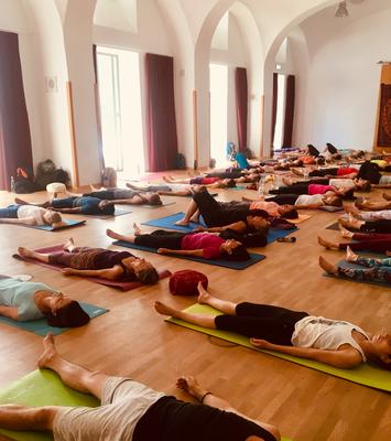 Yoga & Sound Festival Passau 2019