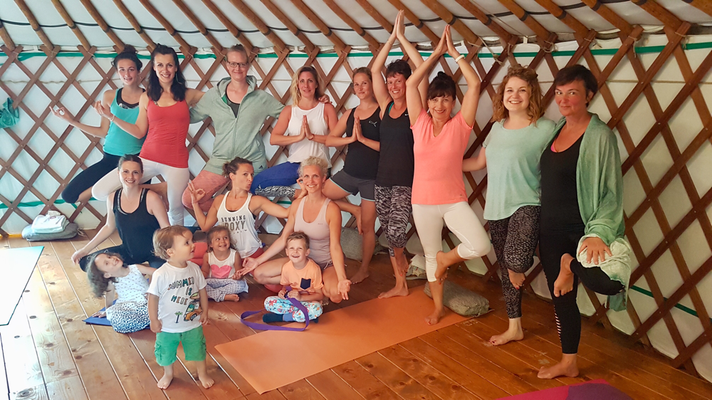 Yogaretreat Sardinien 2018