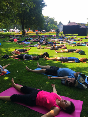 Yogafest Thüringen 2018