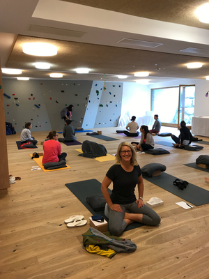 Yoga Retreat Christi Himmelfahrt 2019
