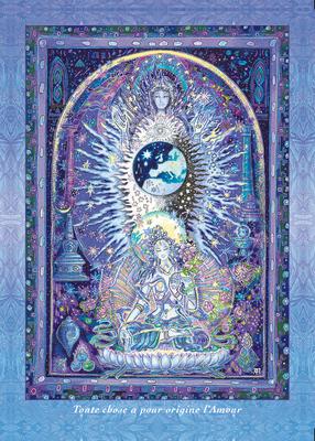 S03-Notre Terre guérisseuse - Tara et Vierge