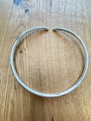 Grosse Jewels Halsreif Classique 6mm rund silber