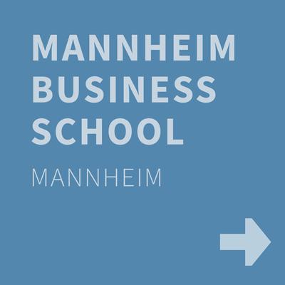 MANNHEIM BUSINESS SCHOOL, Mannheim