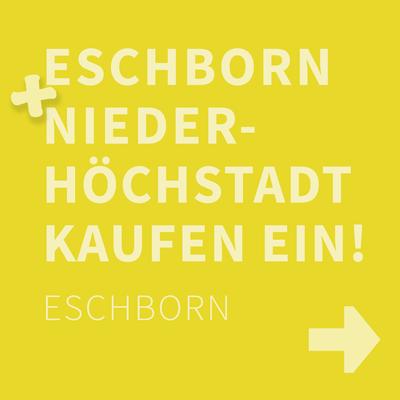 Eschborn + Niederhöchstadt kaufen ein