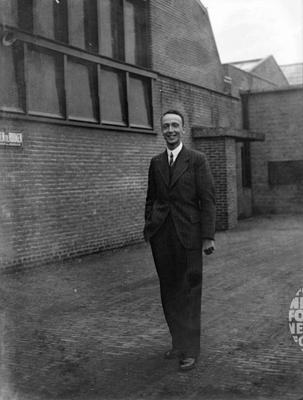 C. Bruynzeel jr (foto uit 1939)