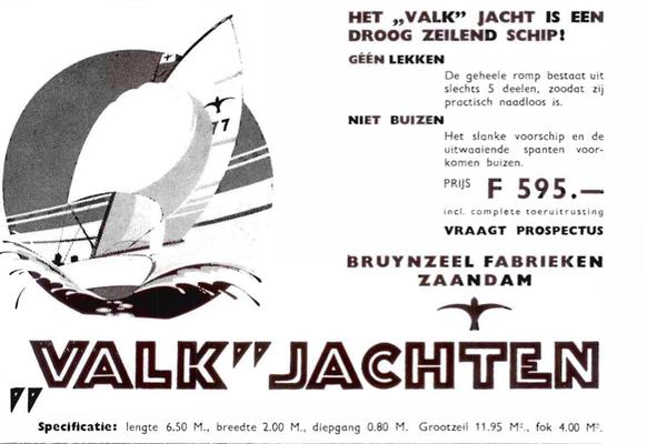 advertentie 1940