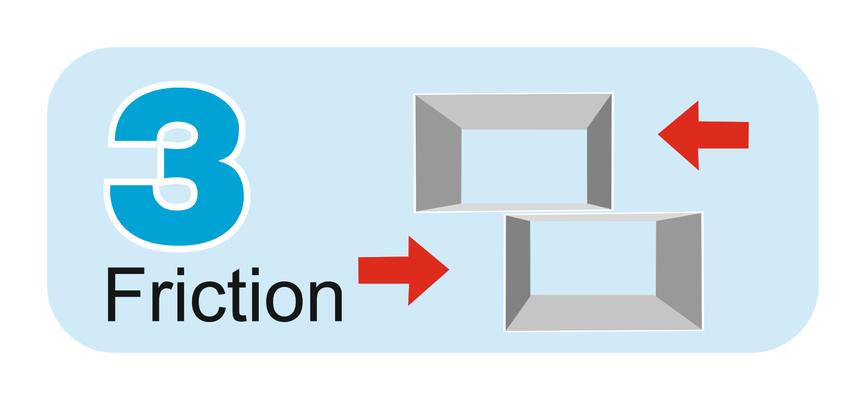 Bild 3 von 3: FRICTION | Kartontester