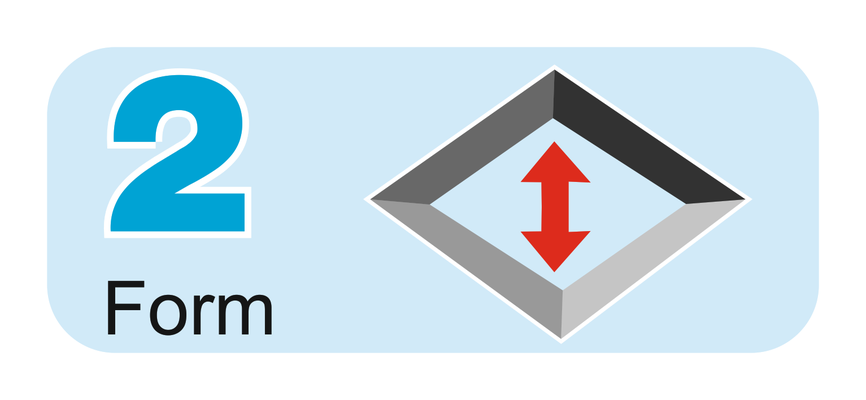 Bild 2 von 3: FORM | Kartontester