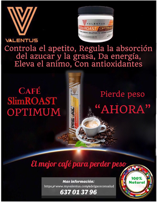 dieta para cafe valentus