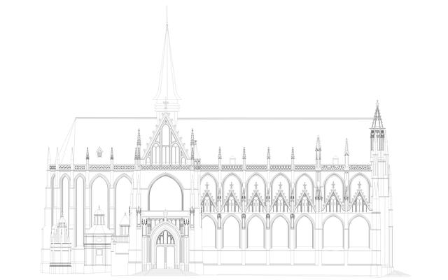 Zavelkerk te Brussel