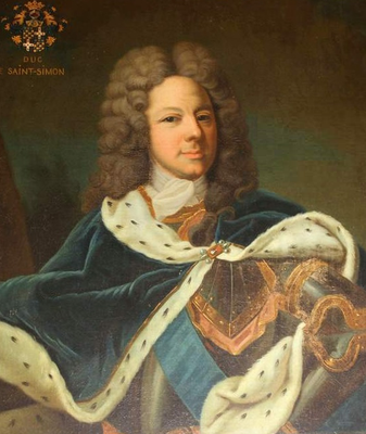 Louis duc de Saint Simon