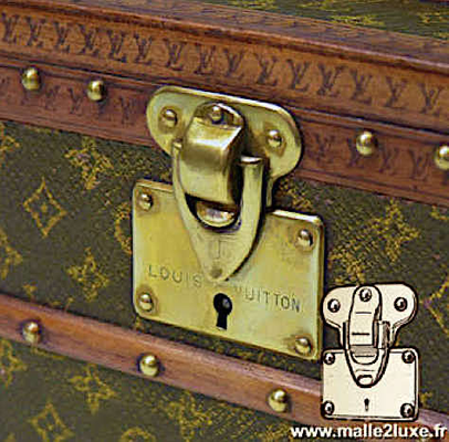 louis vuitton flower trunk