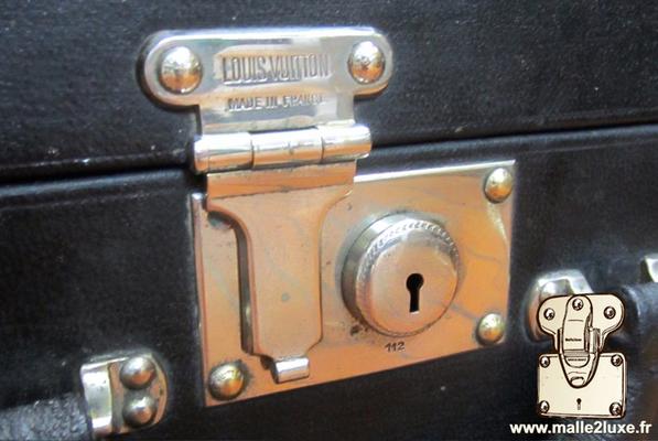 serrure poussoir valise Louis Vuitton valise automobile