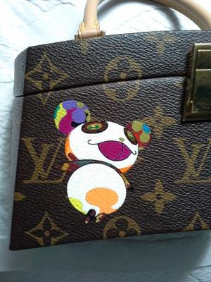 murakami personnalisation louis vuitton sur sac