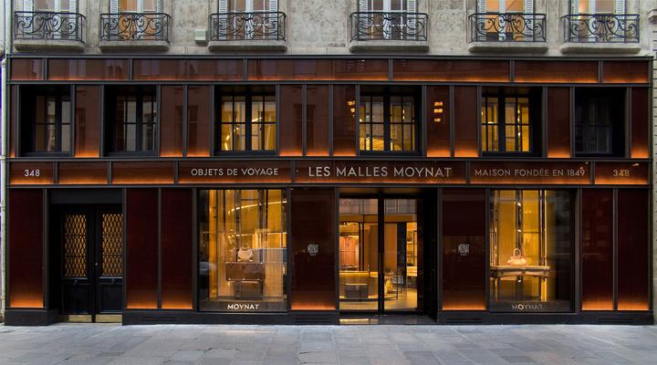 Moynat paris maroquinerie de luxe
