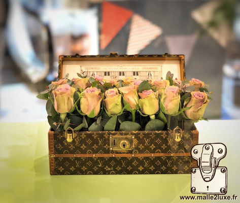 malle a fleur inauguration exposition legendary trunks