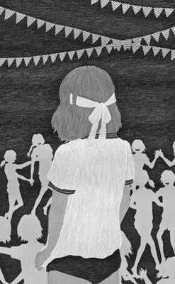 小説推理 01月号(2017)『仕事は2番』第五話 こざわたまこ著 扉絵 出版:双葉社