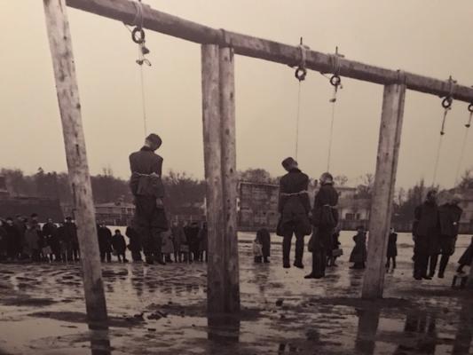 Auch die deutschen Mitglieder der NSDAP oder der SS wurden nach dem Krieg hier hingerichtet.