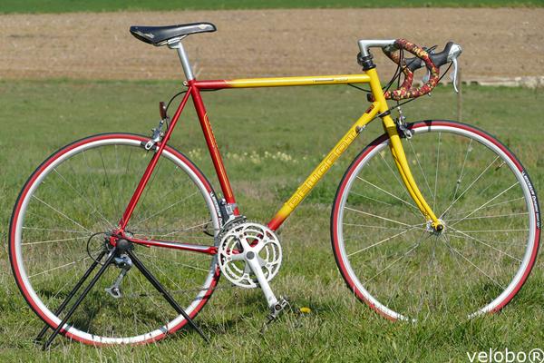 PEUGEOT PE5003 - 58cm - REYNOLDS 553 - 1996
