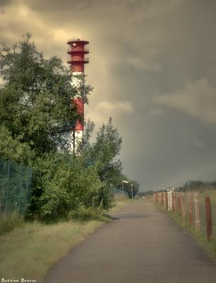 Leuchtturm Oberfeuer Voslapp