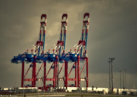 Jade-Weser-Port Wilhelmshaven