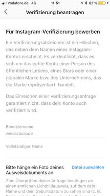 nichts mehr hier drunter - Vodafone Bewerbung