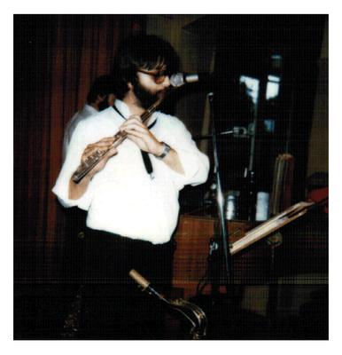 Tanzmusik in Mondorf (Lux.), 1983