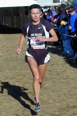 Daria Nauer  |  10'000m 32:16.73  |  Marathon 2:32.37  |  Olympiateilnehmerin Atlanta 1996 & Sidney 2000