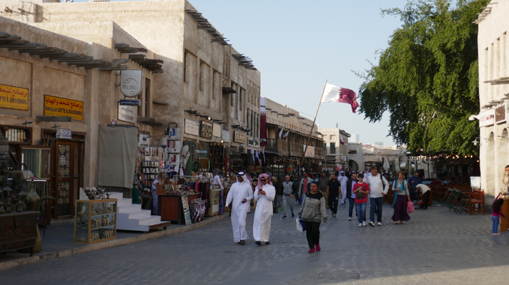 Altstadt von Doha