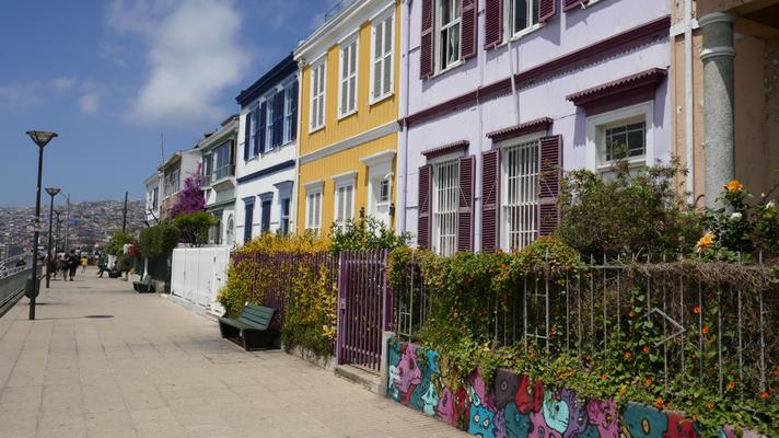 Valparaiso, Küstenort