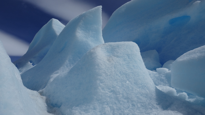Auf dem Mini-Icetrekking