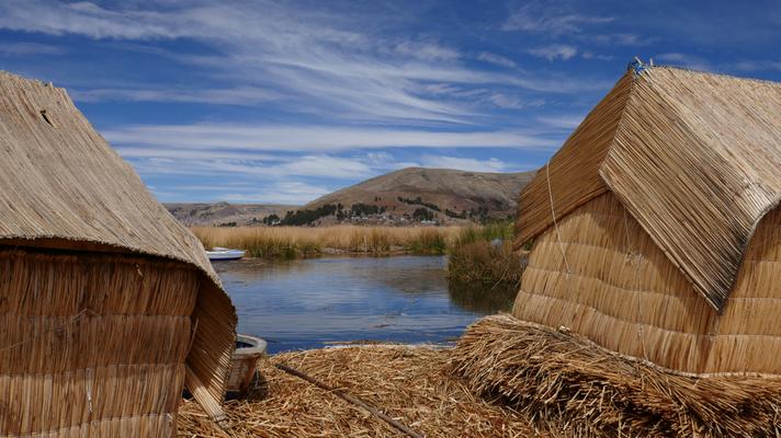 Am Titicacasee bei Puno