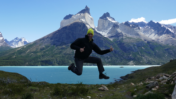 Parque National Torres del Paine, Chile, 2016