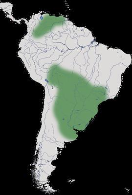 Karte zur Verbreitung der Pfeifreiher